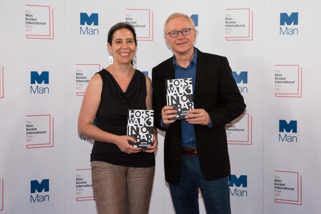 Nha van nguoi Israel David Grossman gianh giai Man Booker Quoc te 2017 hinh anh 1