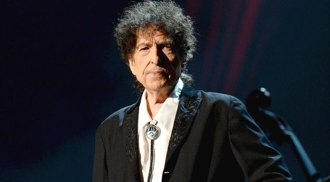 Bob Dylan bi cao buoc dao van trong bai dien tu nhan giai Nobel hinh anh