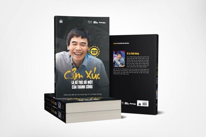 TS Le Tham Duong phat hanh phien ban sach dac biet hinh anh 1
