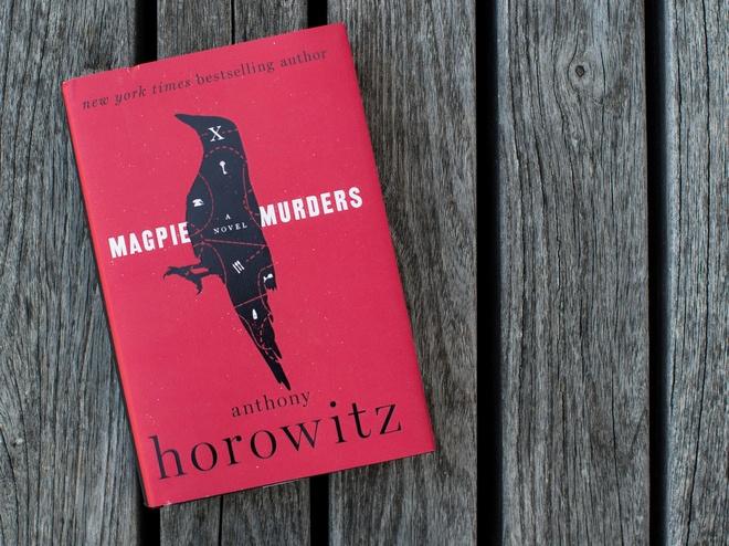 Sach moi cua Anthony Horowitz mang phong cach viet cua Agatha Christie hinh anh 1