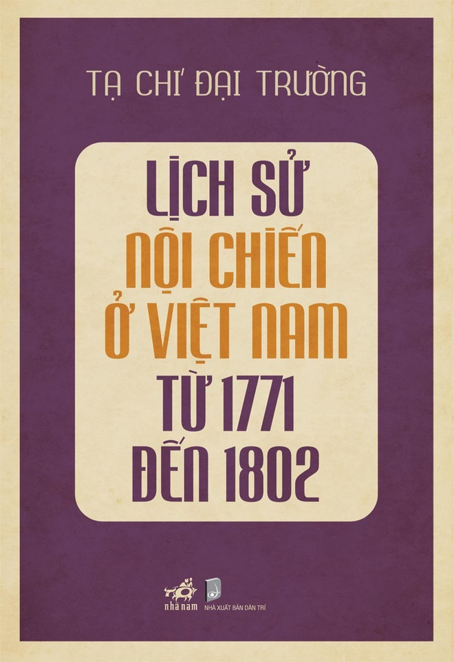 Ta Chi Dai Truong va mot goc hon su Viet hinh anh 1
