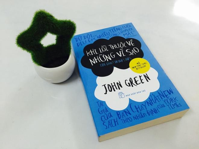 John Green ra mat tieu thuyet tuoi teen moi hinh anh 2