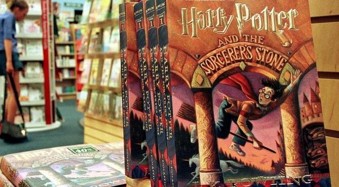 'Harry Potter' khong phai la cuon sach thieu nhi ban chay nhat tai Anh hinh anh