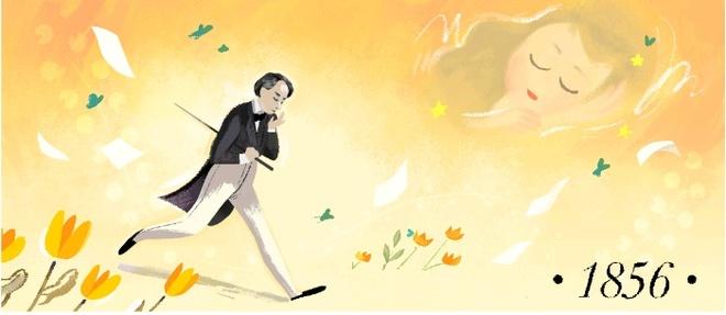 Cong cu Google Search ton vinh Victor Hugo trong ngay 30/6 hinh anh 3