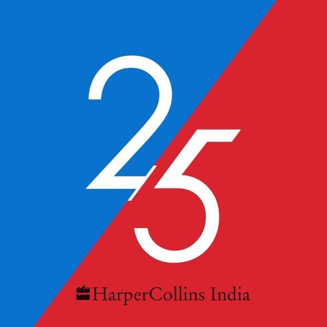 HarperCollins An Do ky niem 25 nam anh 1