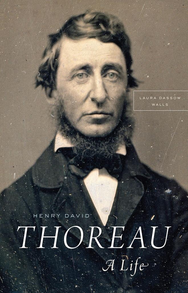 Ra mat cuon tieu su ve Henry David Thoreau hinh anh 1