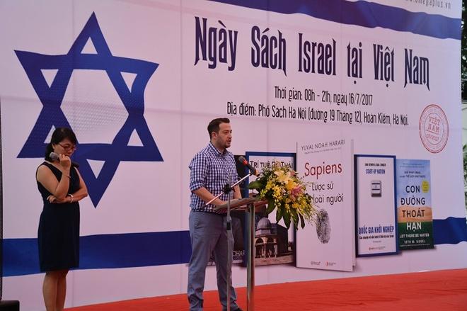 Ngay sach Israel dau tien tai Viet Nam hinh anh 1