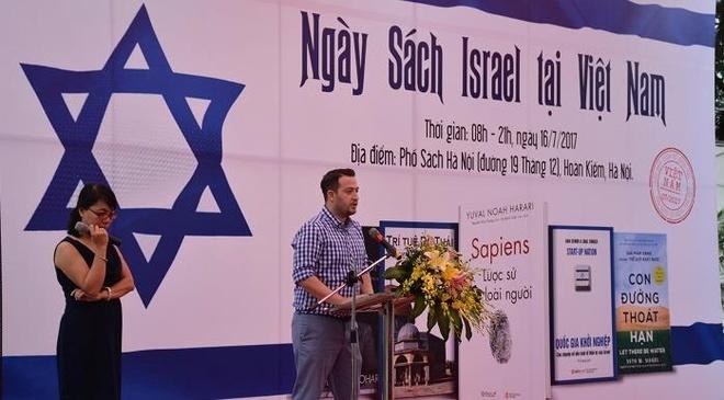 Ngay sach Israel dau tien tai Viet Nam hinh anh