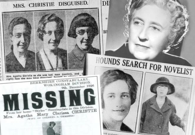 Cuon sach viet ve vu mat tich bi an cua Agatha Christie hinh anh 2
