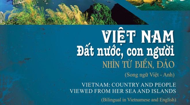 Gioi thieu 2 cuon sach song ngu ve bien dao Viet Nam tai CH Sec hinh anh