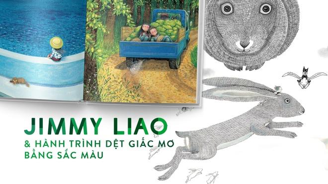 Jimmy Liao va hanh trinh det giac mo bang sac mau hinh anh