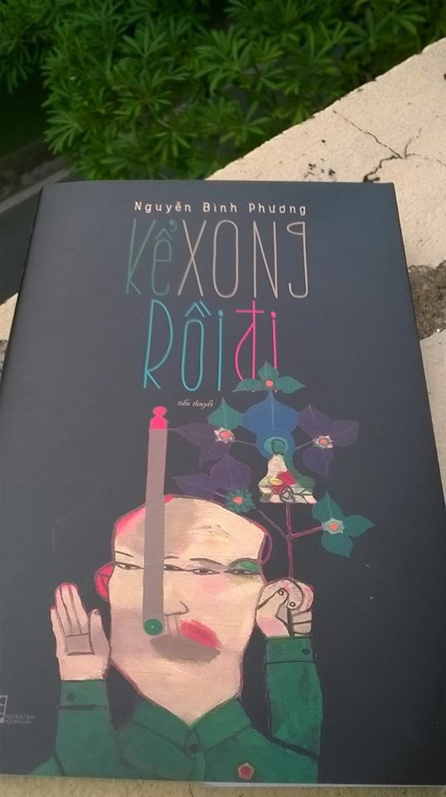 Nguyen Binh Phuong chiem nghiem ve cai chet trong tieu thuyet moi hinh anh 1