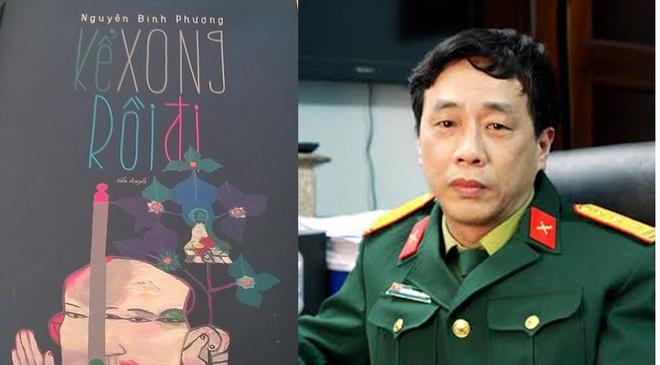 Nguyen Binh Phuong chiem nghiem ve cai chet trong tieu thuyet moi hinh anh
