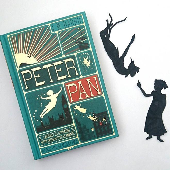 Xuat ban vo kich bi that lac cua tac gia 'Peter Pan' hinh anh 1