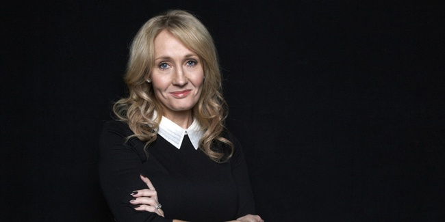 JK Rowling,  Harry Potter anh 1