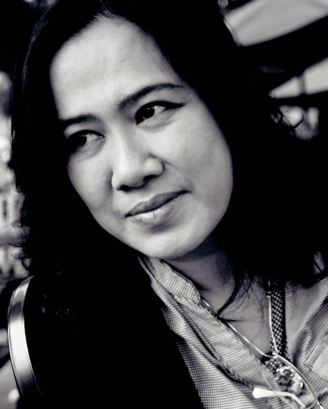 Nha van Nguyen Thi Thu Hue lam Chu tich Hoi Nha van Ha Noi hinh anh 1