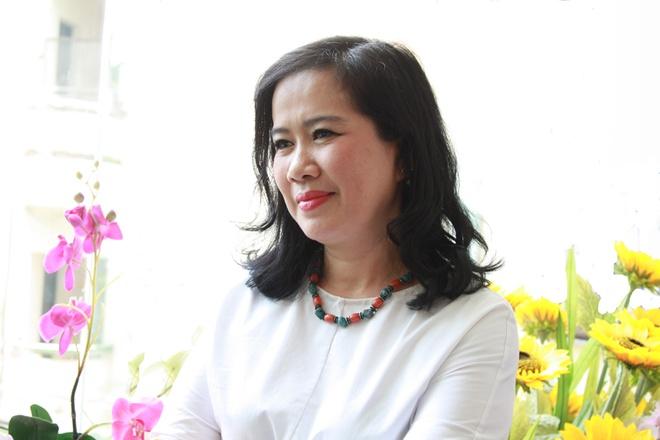 Nguyen Thi Thu Hue: 'Nhieu nha van loay hoay xuat ban sach' hinh anh 1