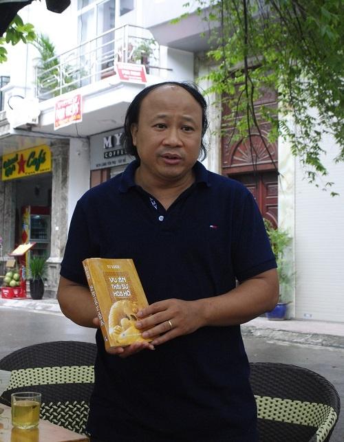 Vu an Thai su hoa ho anh 1