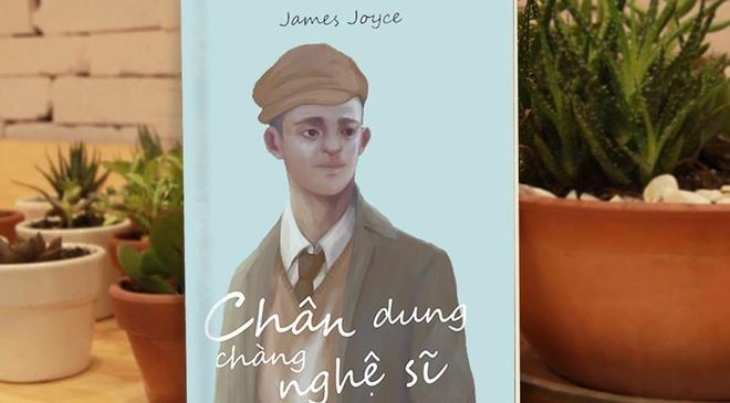Cam nhan James Joyce qua cuon ban tu truyen doc dao hinh anh