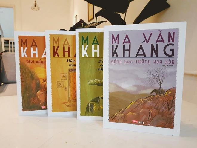 Tai ban tac pham Ma Van Khang: Mon qua moi danh tang nhung gia tri cu hinh anh 1