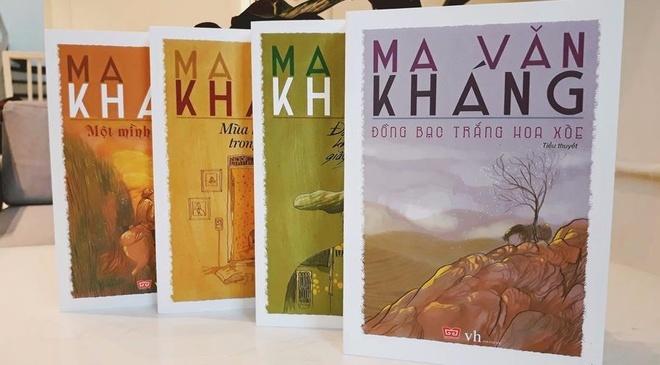 Tai ban tac pham Ma Van Khang: Mon qua moi danh tang nhung gia tri cu hinh anh