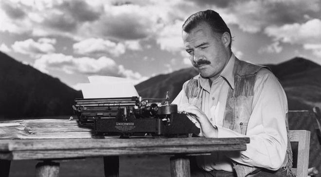 Phat hien truyen ngan dau tay cua Hemingway viet luc 10 tuoi hinh anh