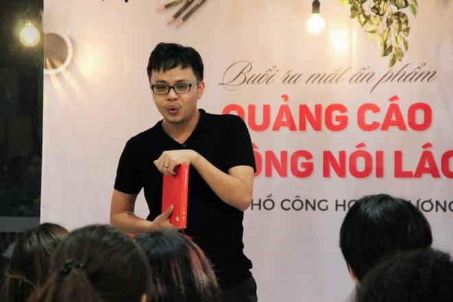 Ho Cong Hoai Phuong: 'Quang cao la chiec ao dep cho thuong hieu' hinh anh 2