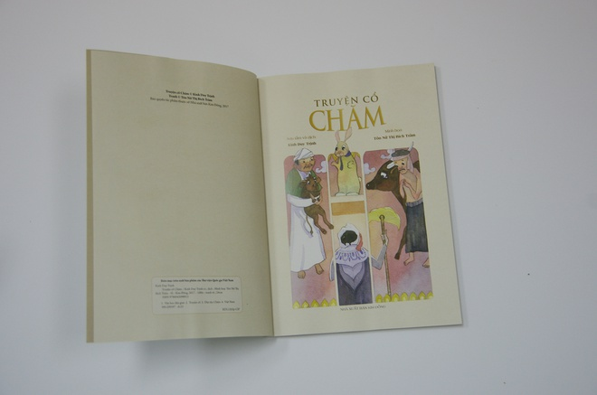 'Truyen co Cham': The gioi co tich lap lanh dieu ky dieu hinh anh 2