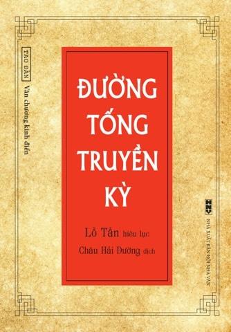 'Duong Tong truyen ky' va tam long cua Lo Tan voi co thu hinh anh 1