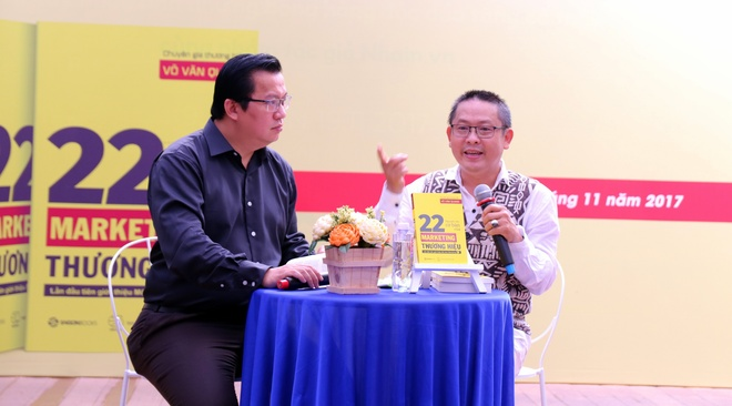 Vo Van Quang gioi thieu mo hinh Marketing 7P anh 1
