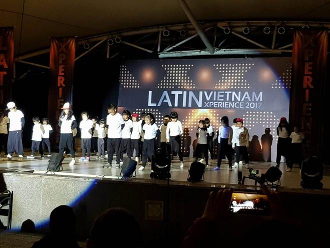 Vietnam Latin Experience 2017 - ngay hoi cua cong dong Salsa Viet hinh anh 1