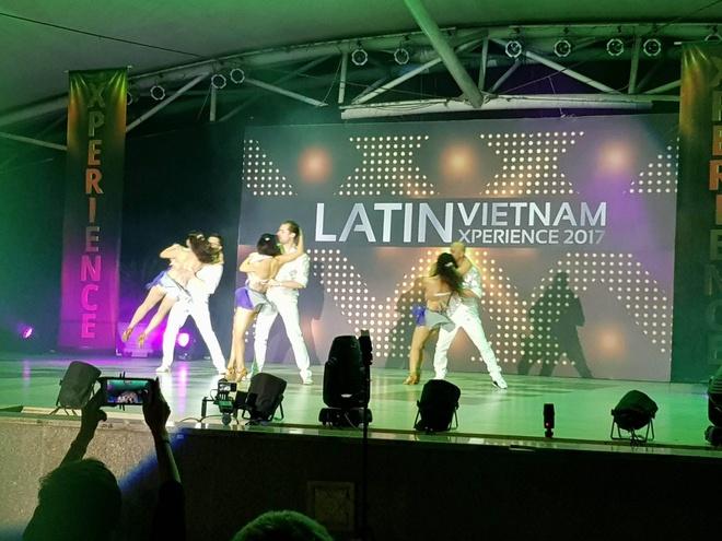 Vietnam Latin Experience 2017 - ngay hoi cua cong dong Salsa Viet hinh anh 3