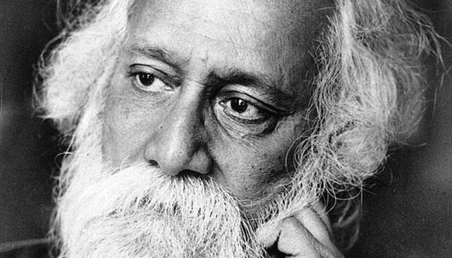 Tho Tagore - bai ca sung kinh con nguoi hinh anh