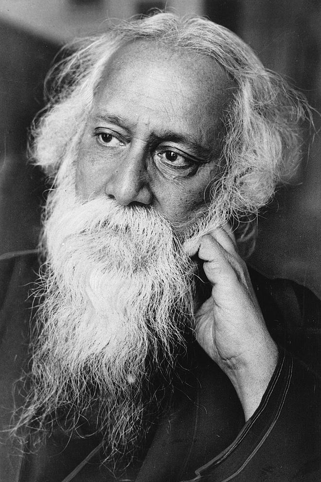Tho Tagore - bai ca sung kinh con nguoi hinh anh 1