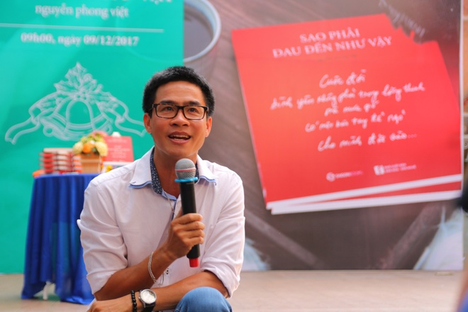 Phong Viet va loi hua ve nhung tap tho ra mat dip Giang sinh hinh anh