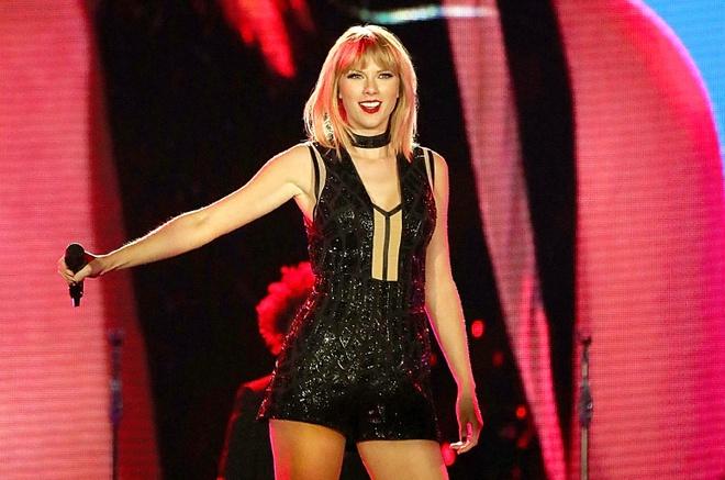 Concert Taylor Swift e hang anh 1