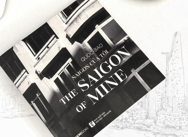 Khi Quoc Bao viet ve Saigon hinh anh 1