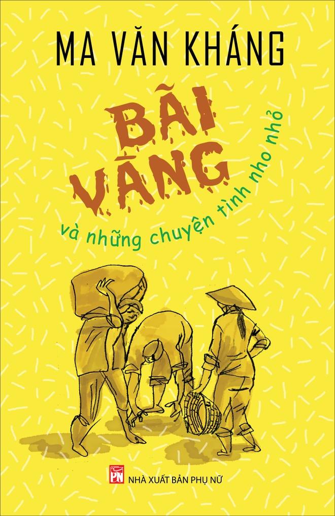 Tap truyen ngan moi cua Ma Van Khang hinh anh 1