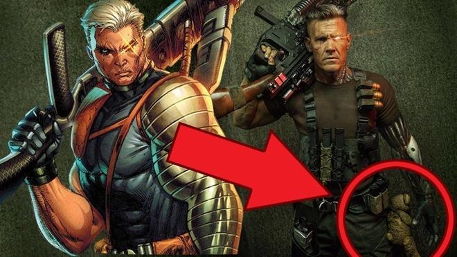'Deadpool 2' ket noi dac biet voi bom tan 'Logan' hinh anh 3