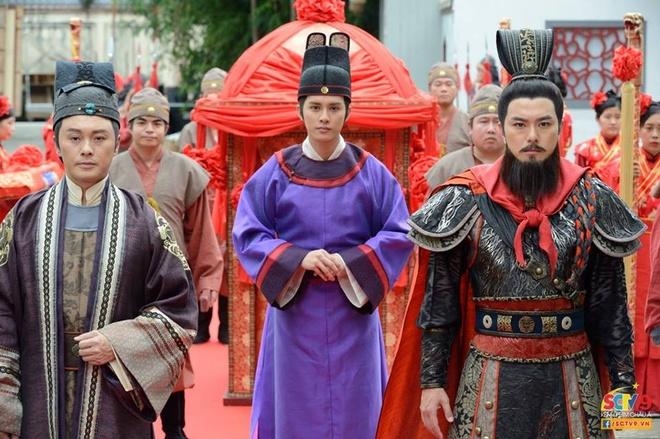 Dien hi cong luoc,  phim cung dau,  phim Hoa ngu,  TVB anh 2