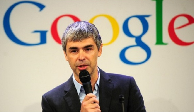 Nguoi sang lap Google tung bo qua bang tien si hinh anh