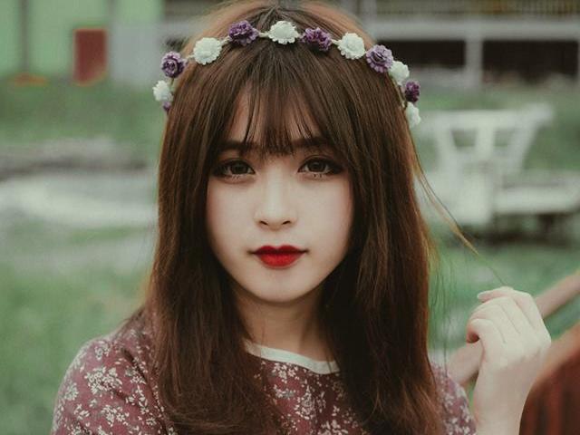 Bo anh hot girl cua chang thu khoa Dai hoc Van Hoa hinh anh