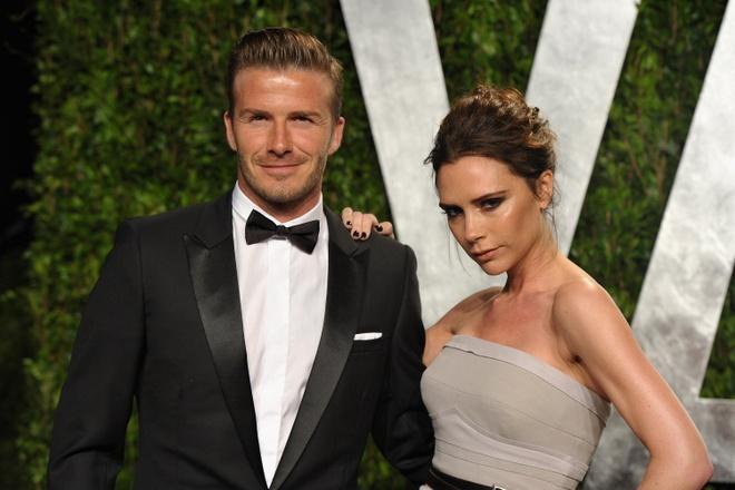Dai hoc Anh day ve... David Beckham hinh anh