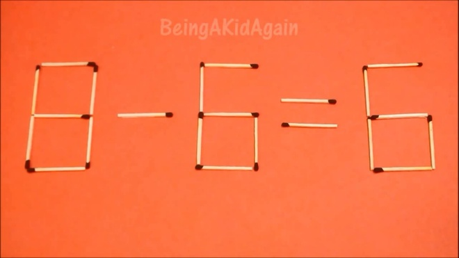 Dap an bai toan di chuyen que diem, bien sai thanh dung hinh anh 13 8 - 6 = 6 thành 0 + 6 = 6.