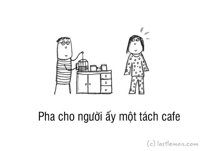 10 hanh dong thay cho loi noi 'I love you' hinh anh 1
