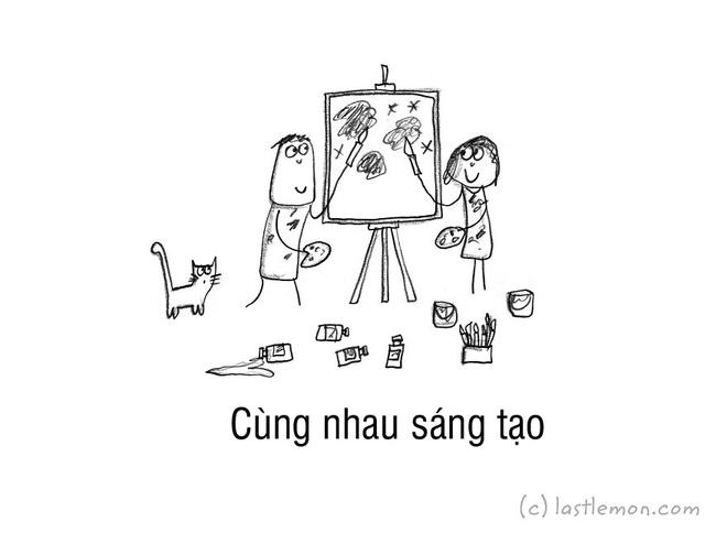 10 hanh dong thay cho loi noi 'I love you' hinh anh 5