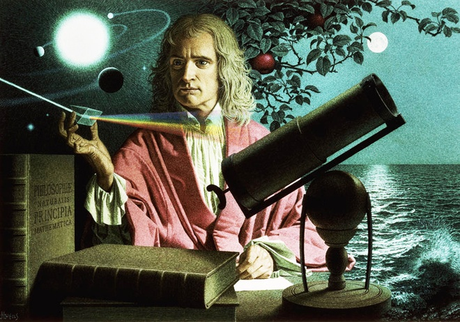 Thien tai Newton tung suyt bo hoc hinh anh