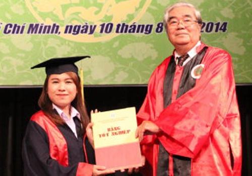 DH Hung Vuong TP HCM: Vinh quang va vuc tham hinh anh
