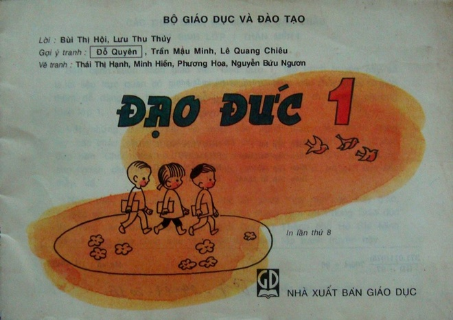 Sach Dao Duc lop 1 anh 1