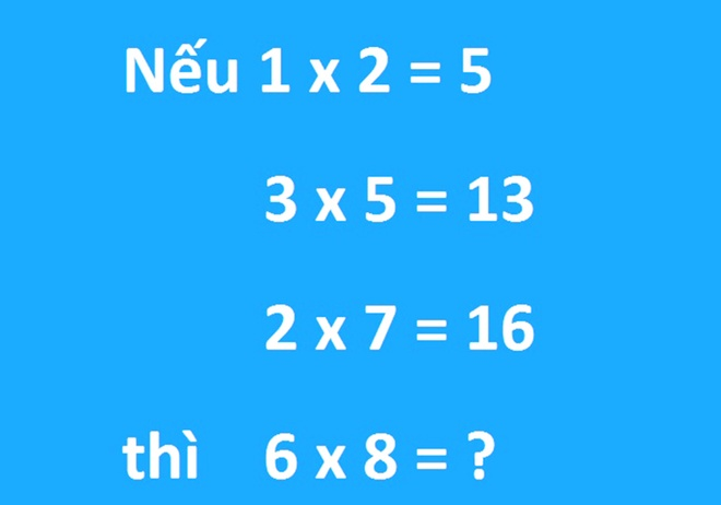 Phep toan vo ly: 1 x 2 = 5 hinh anh